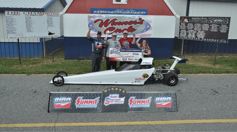 Cam_Whisnant Junior Winner IHRA at Farmington