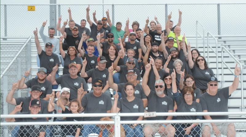 IHRA 2018 Division 4 Team Champions Amarillo Dragway