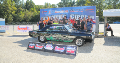 2018 IHRA Division 1 Summit Team Finals Results