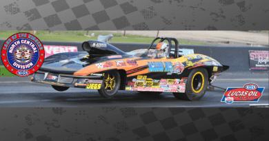 NHRA Division 3 Lucas Oil Drag Racing Series Results