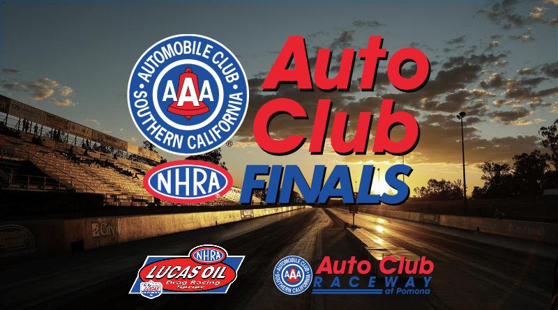 2018 Auto Club NHRA Finals Lucas Oil Sportsman Results