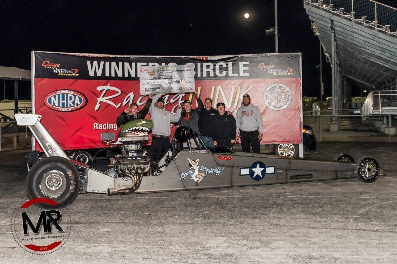 Carson Wheeler Tulsa Triple 5 Super Pro Winner 112318