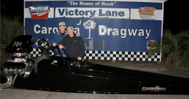 Josh and Joe Harper Carolina Dragway Shootout Winner Nov 17 2018