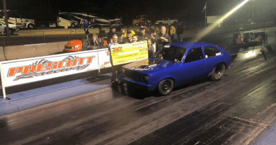 Nick Duty Sunday super pro 10k runner up prescott raceway 11.25.18