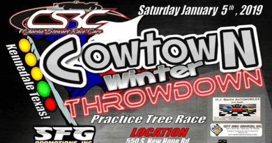 Cowtown Winter Throwdown 2019