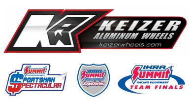 IHRA Keizer Aluminum Wheels Annouce Multi-Year Partnership