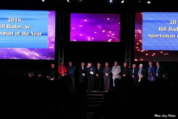 Bill Bader Sr. 2018 Sportsman of the Year recipient Tim Schmidt Summit Motorsports Park