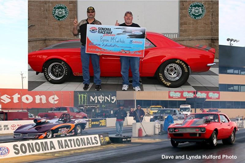 Byron McCulloch Sonoma Super Pro Winner 012719