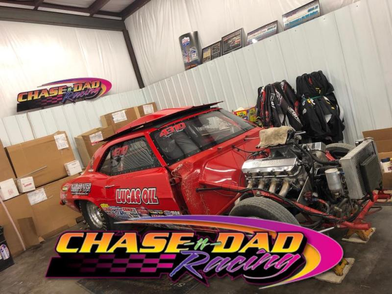 Chase-N-Dad Racing
