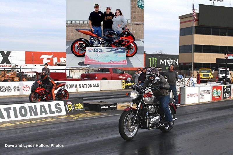 Don Caesar Sonoma Motorcycle winner 012619