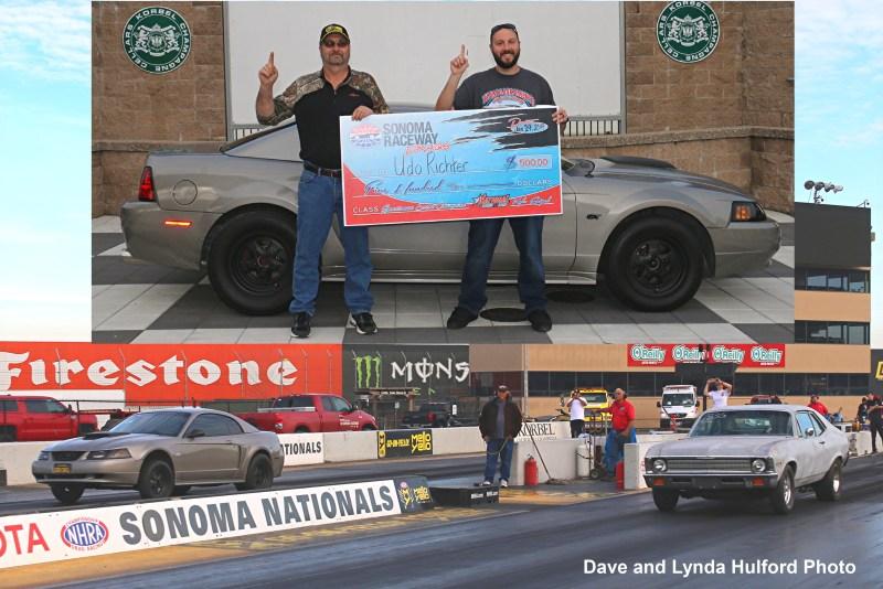 Udo Richter Sonoma Pro Winner 012719