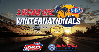 2019 Lucas Oil NHRA Winternationals Sportsman Race Results