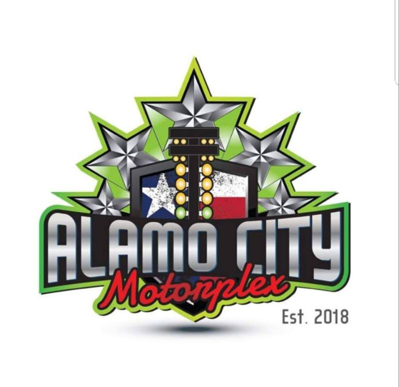 Alamo City Motorplex logo