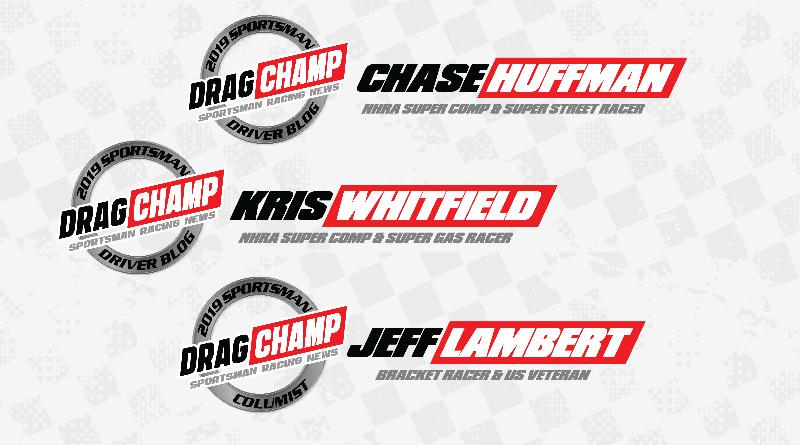 DragChamp Racer Blogs