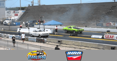 Grand Bend Motorplex renews with IHRA