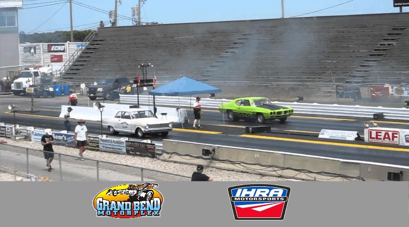 Grand Bend Motorplex renews with IHRA