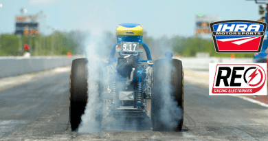 IHRA Racing Electronics Renewal