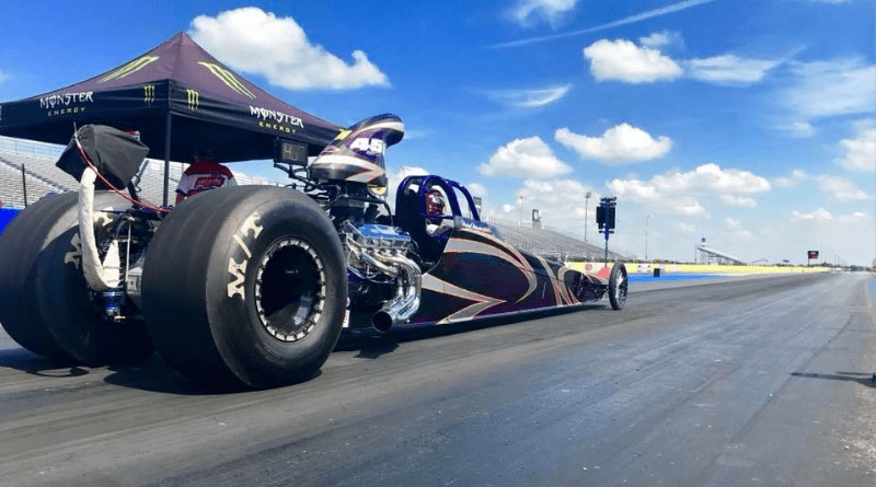 Racer Spotlight: Michael Holcombe