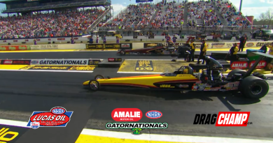 2019 NHRA Gatornationals Sportsman Racing