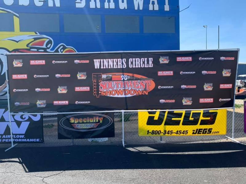 2019 Southwest Showdown Winners Circle