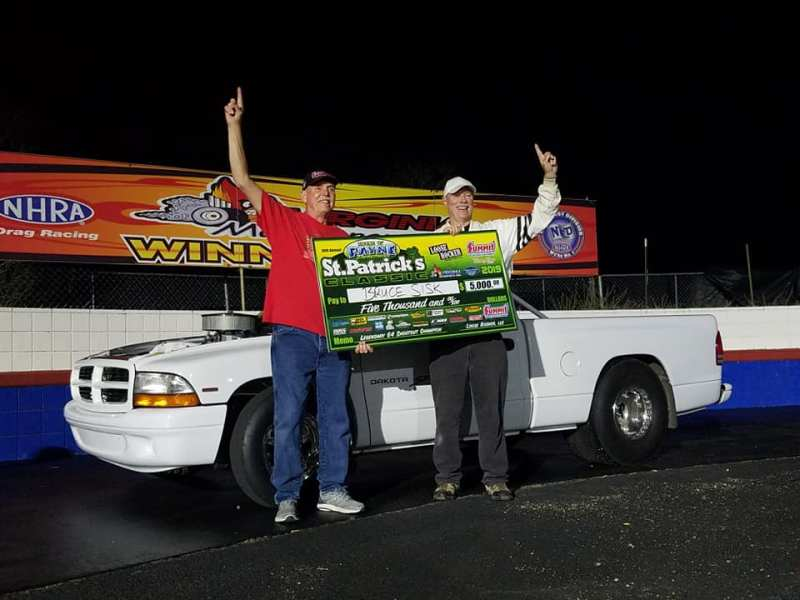Bruce Sisk wins legendary 64 shootout at St Patricks Classic