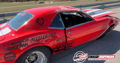 Chase Huffman Racer Blog - March 2019