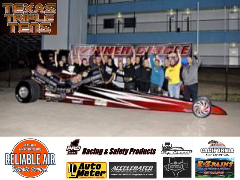 Chris Gulitti wins Texas Triple Tens