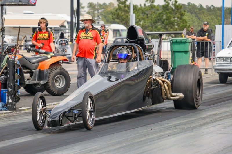 Jake Woodring wins Top ET Challenge at Rockingham Dragway