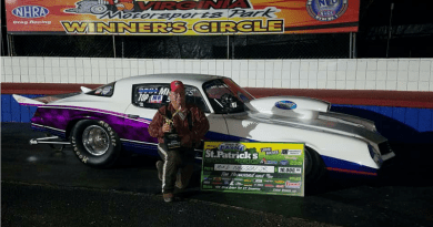 Nelson Jr wins 2019 Loose Rocker St Patricks Classic