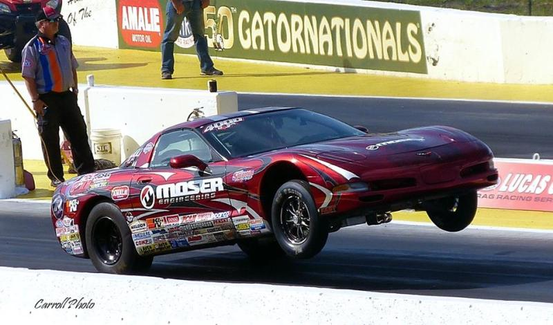 Slate Cummings Stock Eliminator Corvette