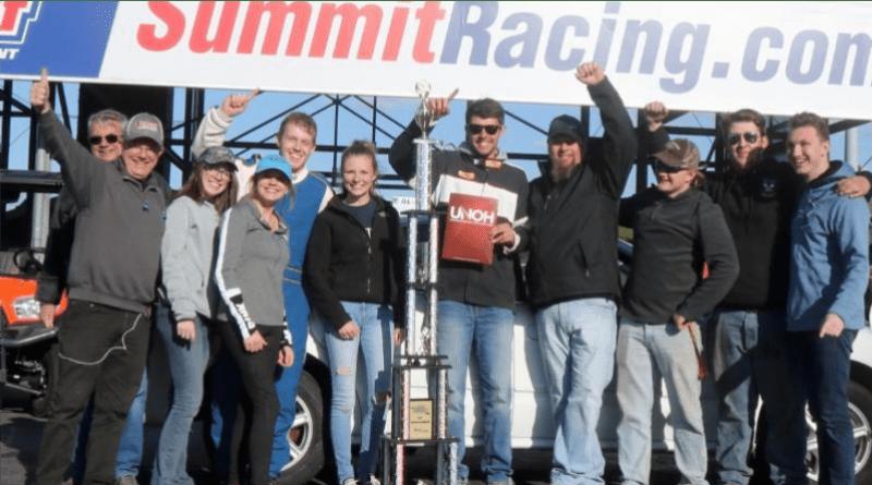 Blaster High School Nationals Summit motorsports park