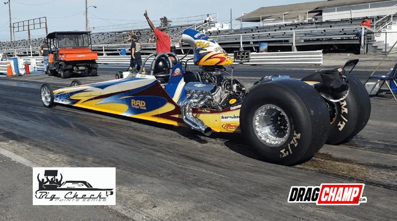 Chris Gulitti Mach Big Check Points Series Racer Spotlight