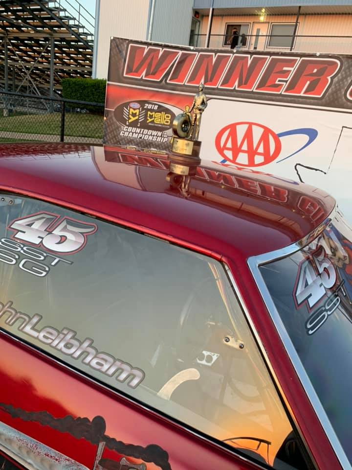 John Leibham Super Street Winner D4 LODRS Texas motorplex Race 2