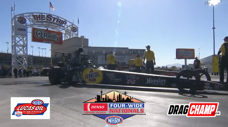 NHRA Four Wide Nationals Sportsman Preview