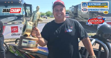 NHRA Spring Nationals Lucas Oil Sportman Champions