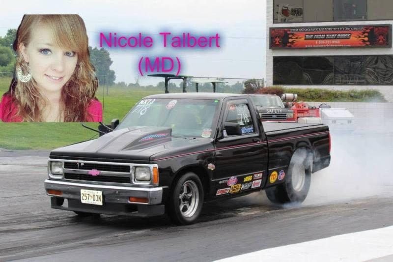 Nicole Talbert Burnout