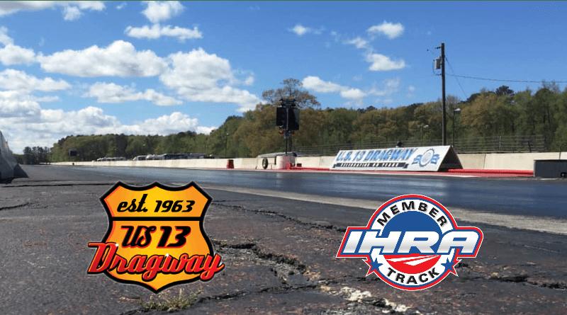 US 13 Dragway renews with IHRA