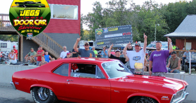 2019 Jegs Summer Door Car Shootout Event Preview
