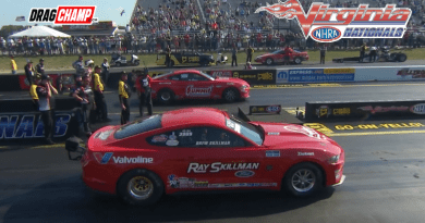 2019 NHRA Virginia Nationals Factory Stock Showdown Final round