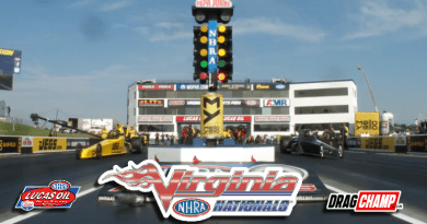 2019 NHRA Virginia Nationals Sportsman Preview