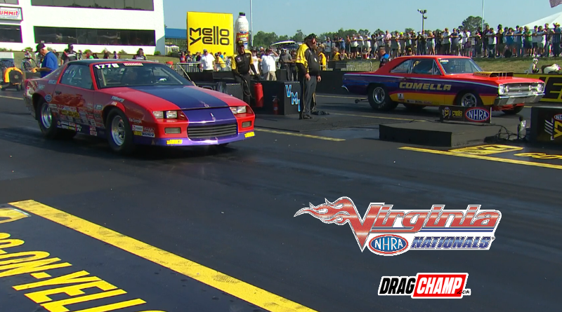 2019 NHRA Virginia Nationals Super Stock Final Round
