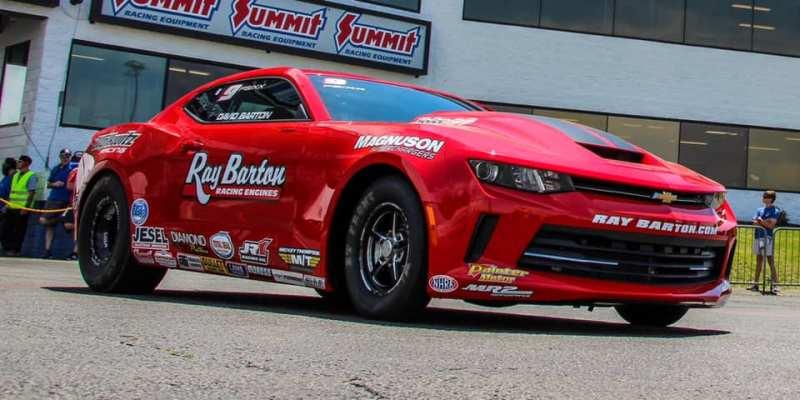 David Barton 2019 Virginia Nationals Factory Stock