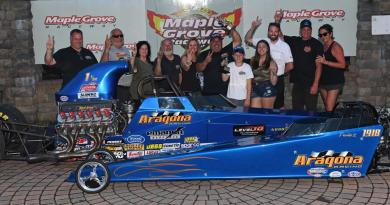 Frank Aragona Jr. Comp Eliminator D1 Maple Grove winner
