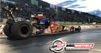 Kris Whitfield Racer Blog May 2019 Night of Fire