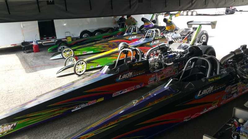 Laris Motorsports Atlanta Dragway