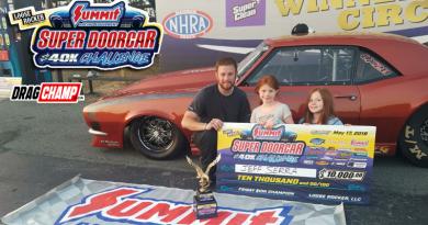 Loose Rocker Super Doorcar 40K Challenge Friday Race Results