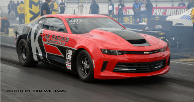 NHRA Factory Stock Parity Adjustments