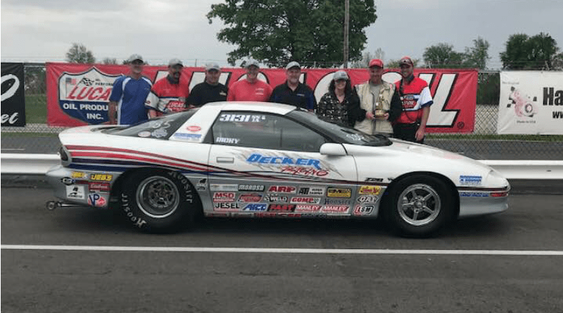 Ricky Decker 2019 Super Stock Champ Division 3 Lucas Oil Norwalk