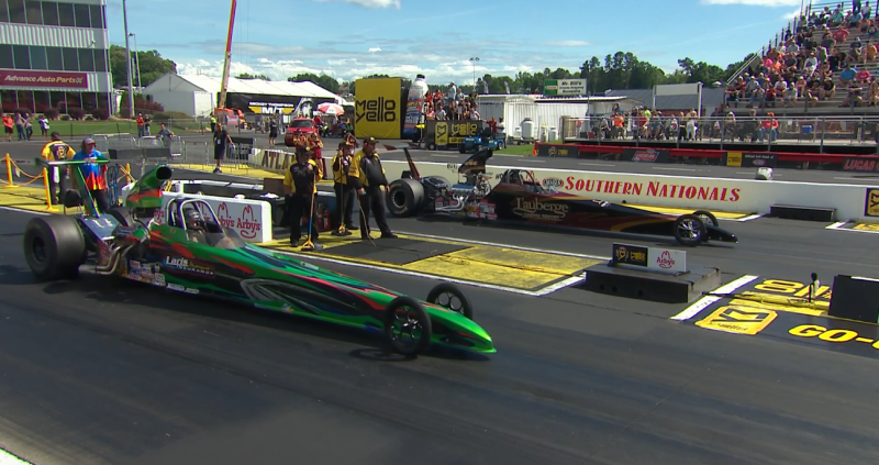 Southern Nationals Super Comp final Trene Cressonie defeated Shannon Brinkley