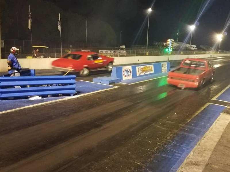 Super Door Car Challenge Saturday Gamblers final round